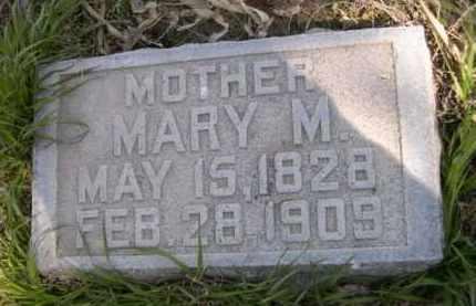 LEE, MARY M. - Scotts Bluff County, Nebraska   MARY M. LEE - Nebraska Gravestone Photos