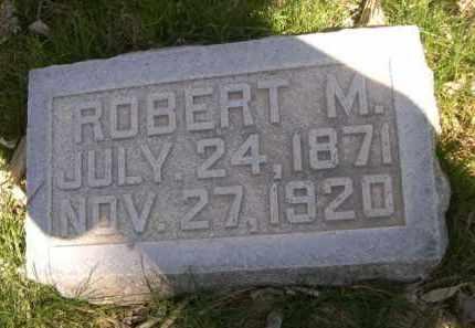 LEE, ROBERT M. - Scotts Bluff County, Nebraska | ROBERT M. LEE - Nebraska Gravestone Photos