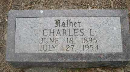 RILEY, CHARLES L. - Scotts Bluff County, Nebraska   CHARLES L. RILEY - Nebraska Gravestone Photos