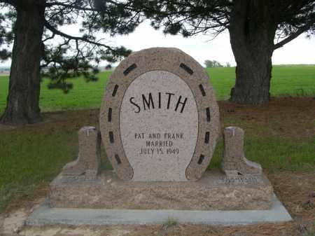 SMITH, PAT - Scotts Bluff County, Nebraska | PAT SMITH - Nebraska Gravestone Photos