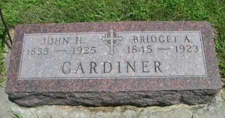 GARDINER, BRIDGET A. - Seward County, Nebraska   BRIDGET A. GARDINER - Nebraska Gravestone Photos