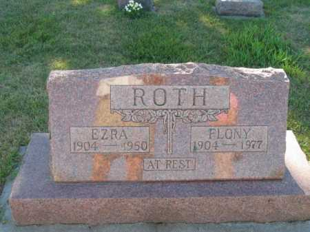 ROTH, EZRA - Seward County, Nebraska | EZRA ROTH - Nebraska Gravestone Photos