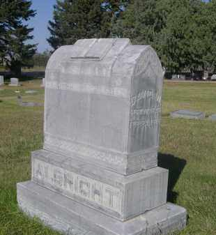 ALBRIGHT, FAMILY - Sheridan County, Nebraska | FAMILY ALBRIGHT - Nebraska Gravestone Photos