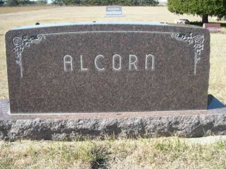 ALCORN, FAMILY - Sheridan County, Nebraska | FAMILY ALCORN - Nebraska Gravestone Photos
