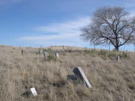 *ANTIOCH CEMETERY, VIEW OF - Sheridan County, Nebraska | VIEW OF *ANTIOCH CEMETERY - Nebraska Gravestone Photos
