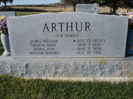 ARTHUR, WILLIAM HENRY - Sheridan County, Nebraska | WILLIAM HENRY ARTHUR - Nebraska Gravestone Photos