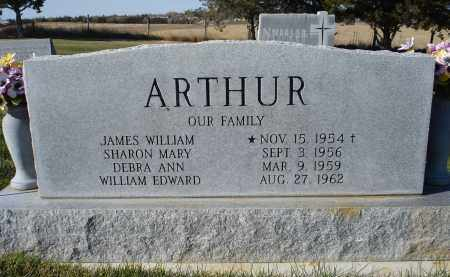 ARTHUR, FAMILY - Sheridan County, Nebraska | FAMILY ARTHUR - Nebraska Gravestone Photos