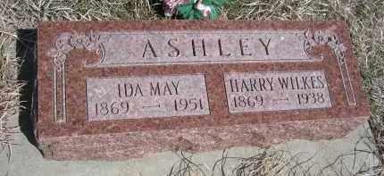 ASHLEY, IDA MAY - Sheridan County, Nebraska   IDA MAY ASHLEY - Nebraska Gravestone Photos