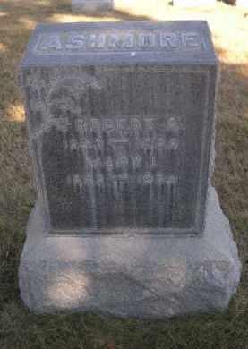 ASHMORE, MARY - Sheridan County, Nebraska | MARY ASHMORE - Nebraska Gravestone Photos