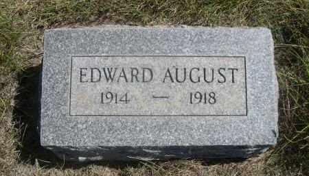 MUEKSCH, EDWARD AUGUST - Sheridan County, Nebraska   EDWARD AUGUST MUEKSCH - Nebraska Gravestone Photos