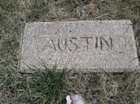 AUSTIN, PLOT - Sheridan County, Nebraska | PLOT AUSTIN - Nebraska Gravestone Photos