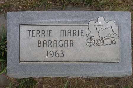 BARAGAR, TERRIE MARIE - Sheridan County, Nebraska | TERRIE MARIE BARAGAR - Nebraska Gravestone Photos