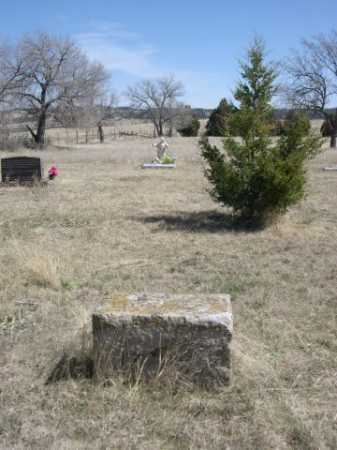*BEAVER VALLEY CEM, VIEW OF - Sheridan County, Nebraska | VIEW OF *BEAVER VALLEY CEM - Nebraska Gravestone Photos