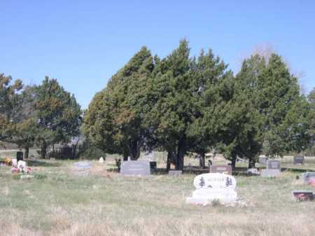 *BEAVER VALLEY CEMETERY, VIEW OF - Sheridan County, Nebraska | VIEW OF *BEAVER VALLEY CEMETERY - Nebraska Gravestone Photos