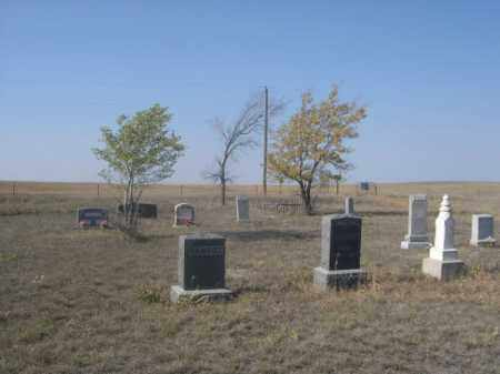 *BEGUIN CEMETERY, VIEW OF - Sheridan County, Nebraska | VIEW OF *BEGUIN CEMETERY - Nebraska Gravestone Photos