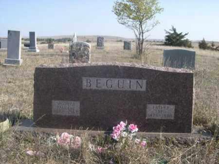 BEGUIN, PAULINE - Sheridan County, Nebraska | PAULINE BEGUIN - Nebraska Gravestone Photos