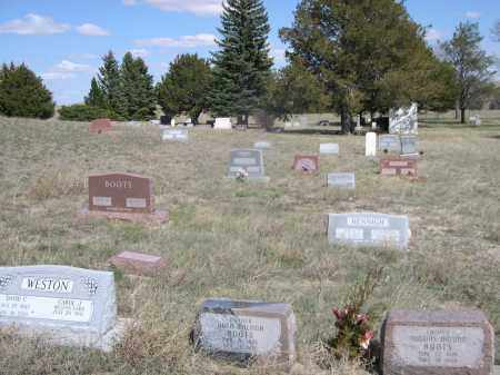 *BINGHAM CEMETERY, VIEW OF - Sheridan County, Nebraska | VIEW OF *BINGHAM CEMETERY - Nebraska Gravestone Photos