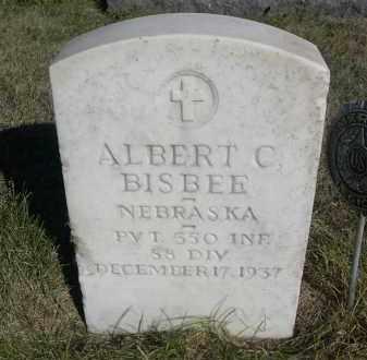 BISBEE, ALBERT C. - Sheridan County, Nebraska | ALBERT C. BISBEE - Nebraska Gravestone Photos