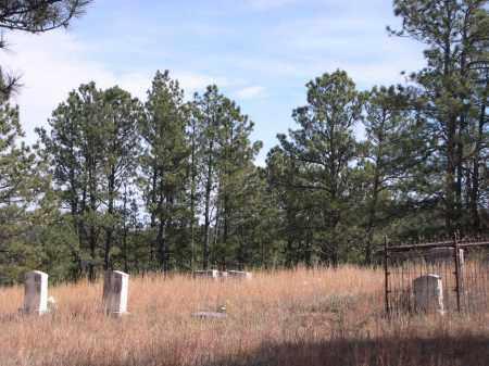 *BOMAR / SCHMIDT CEMETERY, VIEW OF - Sheridan County, Nebraska | VIEW OF *BOMAR / SCHMIDT CEMETERY - Nebraska Gravestone Photos
