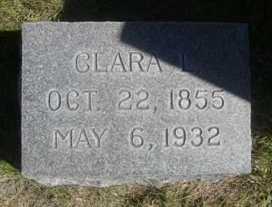 BROWNELL, CLARA L. - Sheridan County, Nebraska   CLARA L. BROWNELL - Nebraska Gravestone Photos