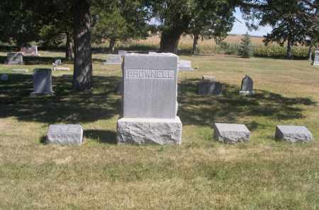 BROWNELL, FAMILY PLOT - Sheridan County, Nebraska   FAMILY PLOT BROWNELL - Nebraska Gravestone Photos