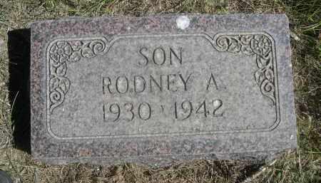 BROWNELL, RODNEY A. - Sheridan County, Nebraska | RODNEY A. BROWNELL - Nebraska Gravestone Photos