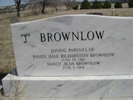 BROWNLOW, FAMILY - Sheridan County, Nebraska | FAMILY BROWNLOW - Nebraska Gravestone Photos