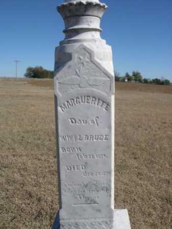 BRUCE, MARGUERITE - Sheridan County, Nebraska | MARGUERITE BRUCE - Nebraska Gravestone Photos