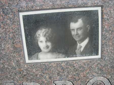 BURROWS, HAZEL - Sheridan County, Nebraska | HAZEL BURROWS - Nebraska Gravestone Photos