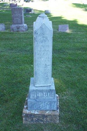 BUTLER, EUGENE - Sheridan County, Nebraska   EUGENE BUTLER - Nebraska Gravestone Photos