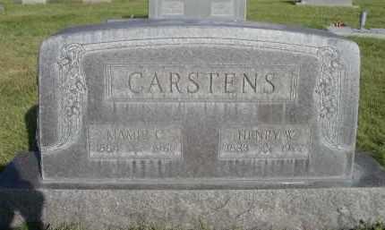 CARSTENS, MAMIE C. - Sheridan County, Nebraska | MAMIE C. CARSTENS - Nebraska Gravestone Photos