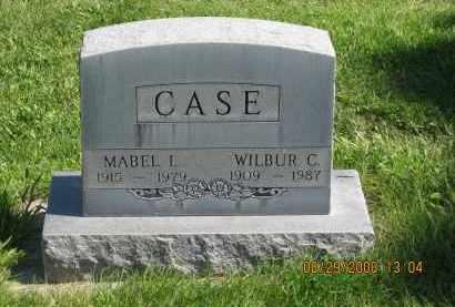 LORENZE CASE, MABEL - Sheridan County, Nebraska | MABEL LORENZE CASE - Nebraska Gravestone Photos