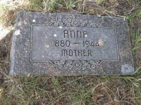 CHALUPA, ANNA - Sheridan County, Nebraska | ANNA CHALUPA - Nebraska Gravestone Photos