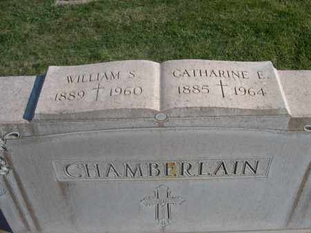 CHAMBERLAIN, CATARINE E. - Sheridan County, Nebraska   CATARINE E. CHAMBERLAIN - Nebraska Gravestone Photos