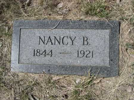 CHURCHILL, NANCY B. - Sheridan County, Nebraska | NANCY B. CHURCHILL - Nebraska Gravestone Photos