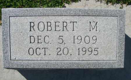 COLEMAN, ROBERT M. - Sheridan County, Nebraska | ROBERT M. COLEMAN - Nebraska Gravestone Photos