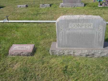 CONFER, FAMILY - Sheridan County, Nebraska | FAMILY CONFER - Nebraska Gravestone Photos
