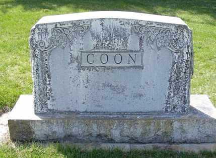 COON, FAMILY STONE - Sheridan County, Nebraska | FAMILY STONE COON - Nebraska Gravestone Photos