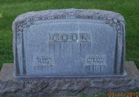 COON, MARY - Sheridan County, Nebraska | MARY COON - Nebraska Gravestone Photos