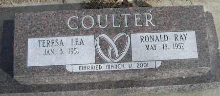 COULTER, RONALD RAY - Sheridan County, Nebraska | RONALD RAY COULTER - Nebraska Gravestone Photos
