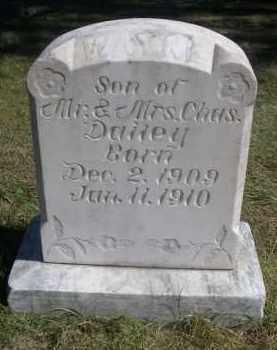 DAILEY, WAYNE - Sheridan County, Nebraska | WAYNE DAILEY - Nebraska Gravestone Photos