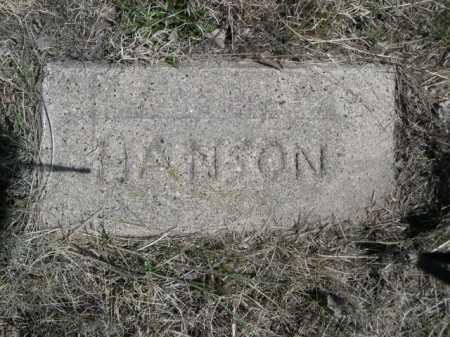 DANSON, PLOT - Sheridan County, Nebraska   PLOT DANSON - Nebraska Gravestone Photos