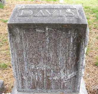 DAVIS, EMMA P. - Sheridan County, Nebraska   EMMA P. DAVIS - Nebraska Gravestone Photos