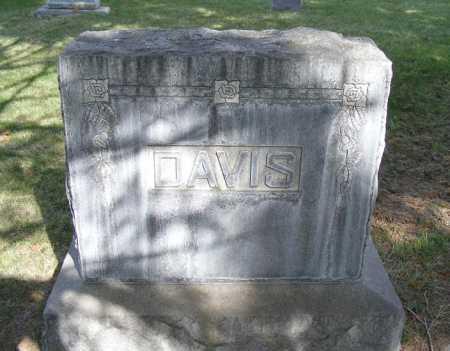 DAVIS, FAMILY STONE - Sheridan County, Nebraska | FAMILY STONE DAVIS - Nebraska Gravestone Photos