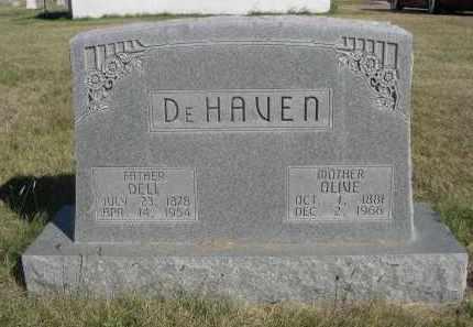 DEHAVEN, DELL - Sheridan County, Nebraska | DELL DEHAVEN - Nebraska Gravestone Photos