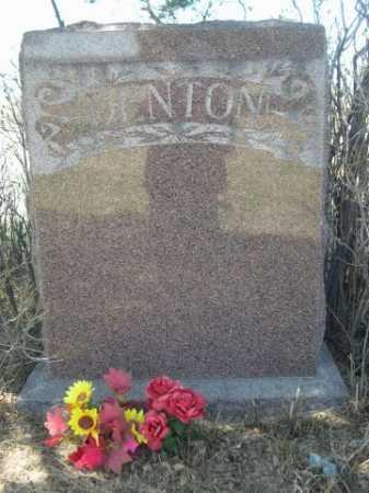 DENTON, FAMILY - Sheridan County, Nebraska | FAMILY DENTON - Nebraska Gravestone Photos