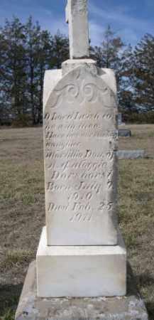 DORSHORST, MARTILLIA - Sheridan County, Nebraska | MARTILLIA DORSHORST - Nebraska Gravestone Photos