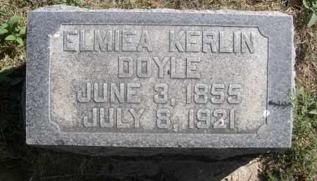 DOYLE, ELMIEA - Sheridan County, Nebraska   ELMIEA DOYLE - Nebraska Gravestone Photos
