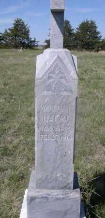 EBSEN, NAEMI - Sheridan County, Nebraska | NAEMI EBSEN - Nebraska Gravestone Photos