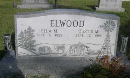 ELWOOD, ELLA M. - Sheridan County, Nebraska | ELLA M. ELWOOD - Nebraska Gravestone Photos